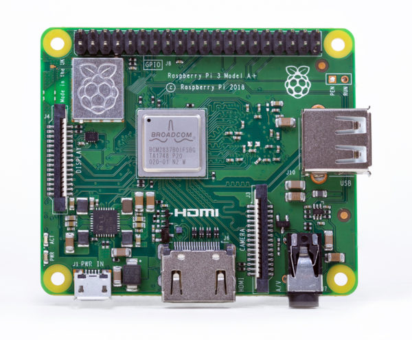 Raspberry Pi 3 Model A+ Plus