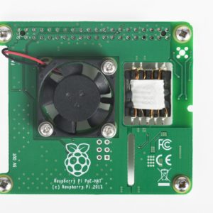 Raspberry Pi PoE HAT (Power over Ethernet)