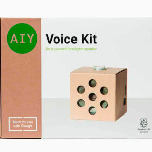 AIY Voice Kit Google для Raspberry Pi