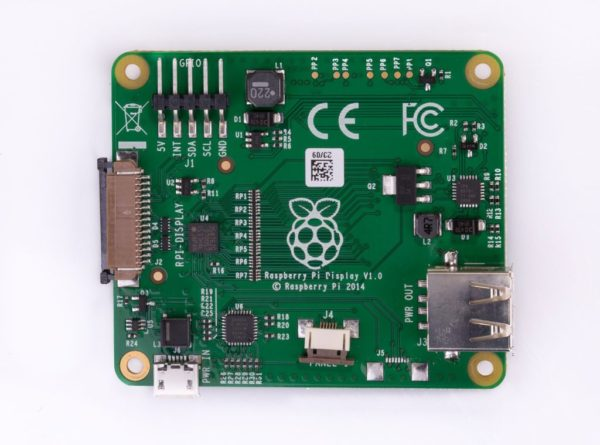 Official Raspberry Pi 7 Touchscreen Display 3