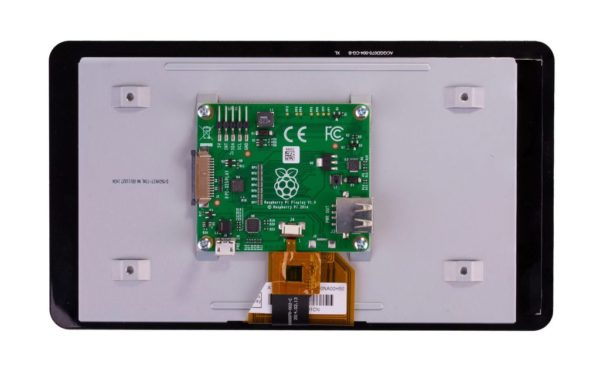 Official Raspberry Pi 7 Touchscreen Display 1